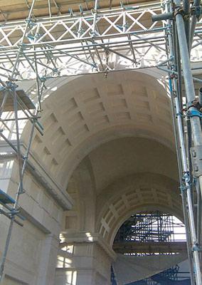 Stevensons-Stone® External Arches