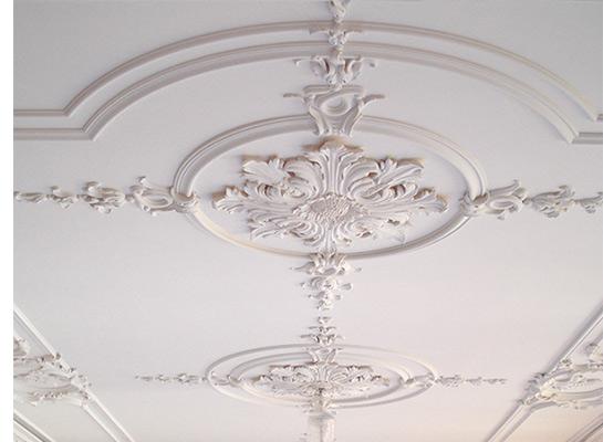 Decorative Plaster Ceiling Ideas