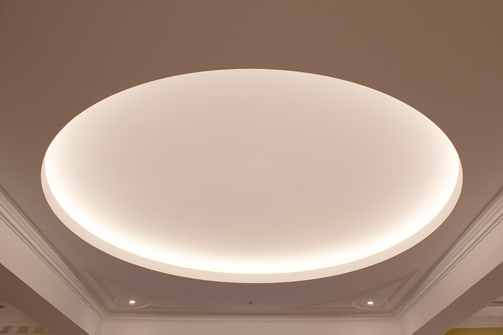 View all Pictures & Plain Circular Dome with Lighting Trough Listed Building London ... azcodes.com