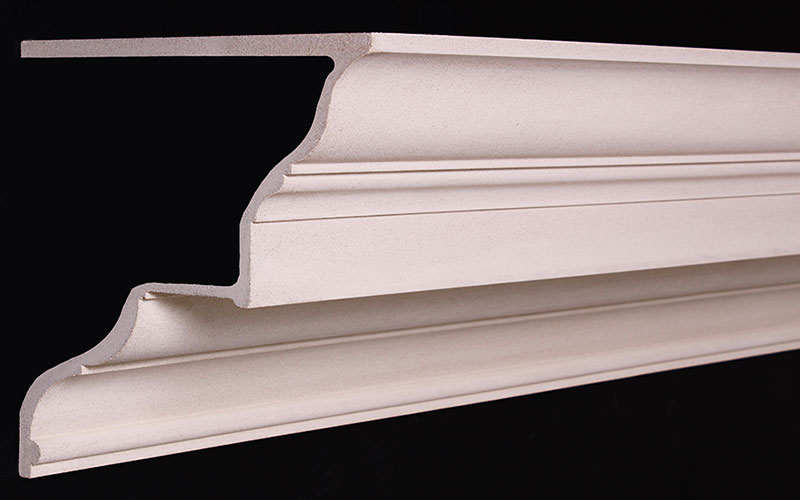 Exterior Cornice and Eaves Mouldings