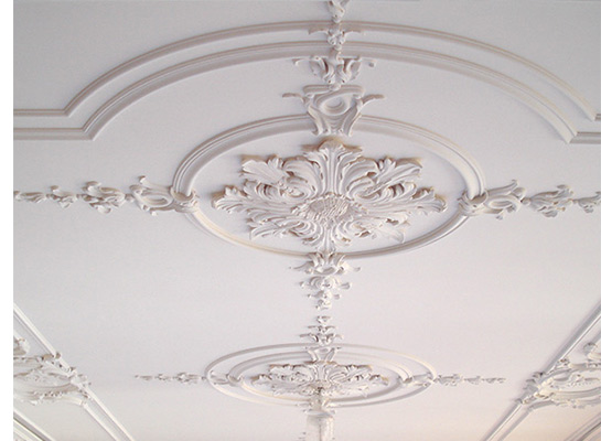 Decorative Plaster Ceiling Ideas
