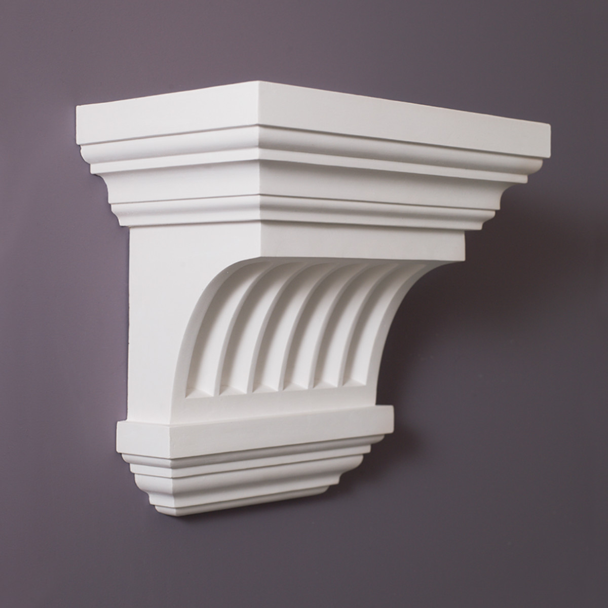 Large concave corbel stevensons of norwich for Large exterior corbels